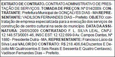 Jornal Oficial dos Municípios edição N° 403 de 16 de março de 2010