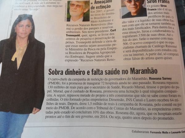 Revista Veja edição N.°2209