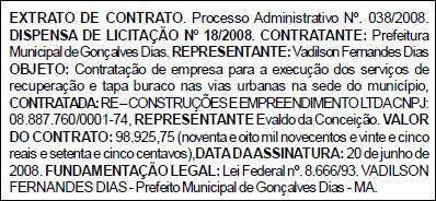 JORNAL OFICIAL DOS MUNICÍPIOS - Nº . 196