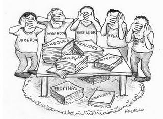 Imagem de como trabalha os vereadores de Gonçalves Dias?